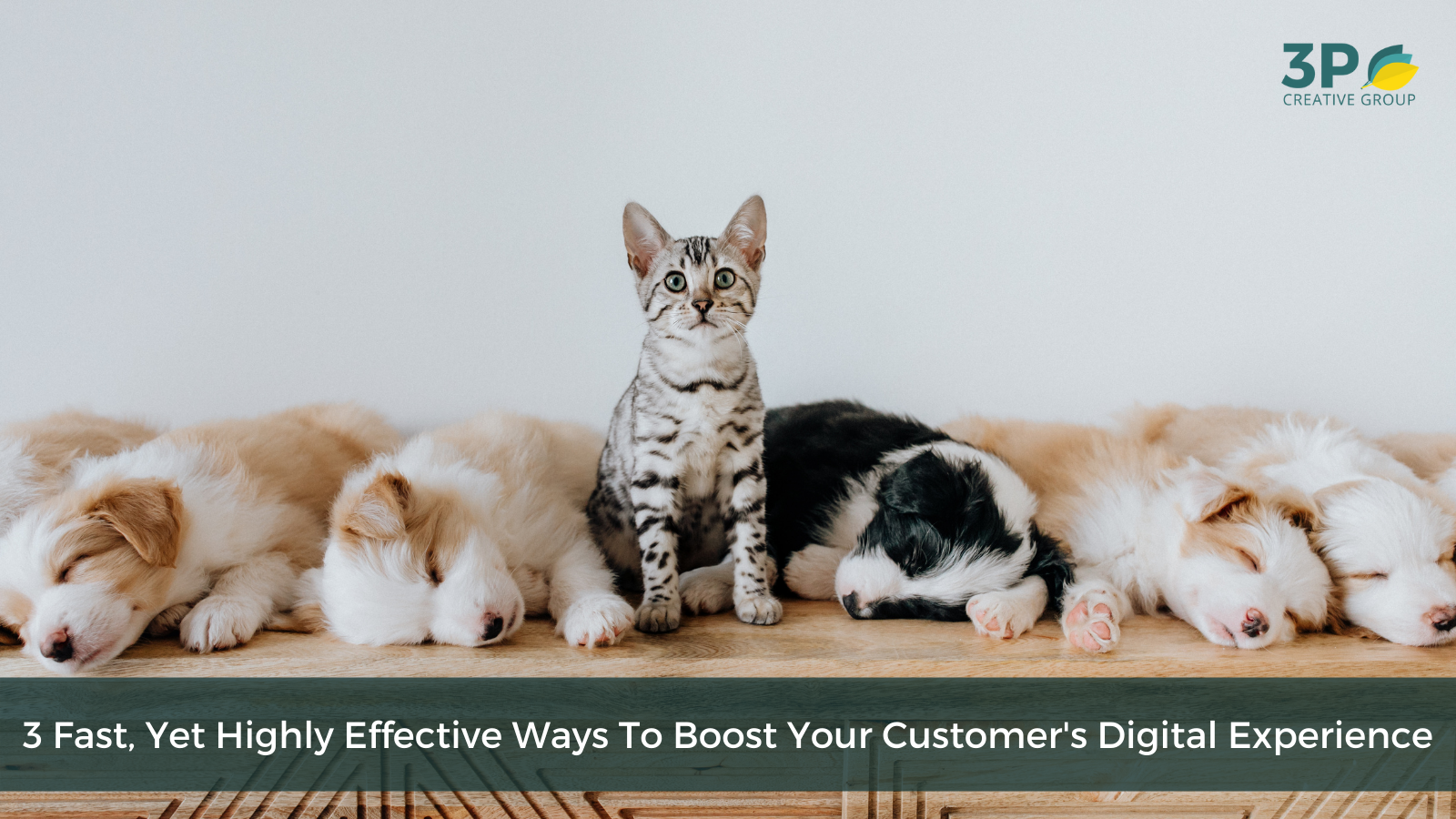 3 Fast, Yet Highly Effective Ways To Boost Your Customers Digital Experience