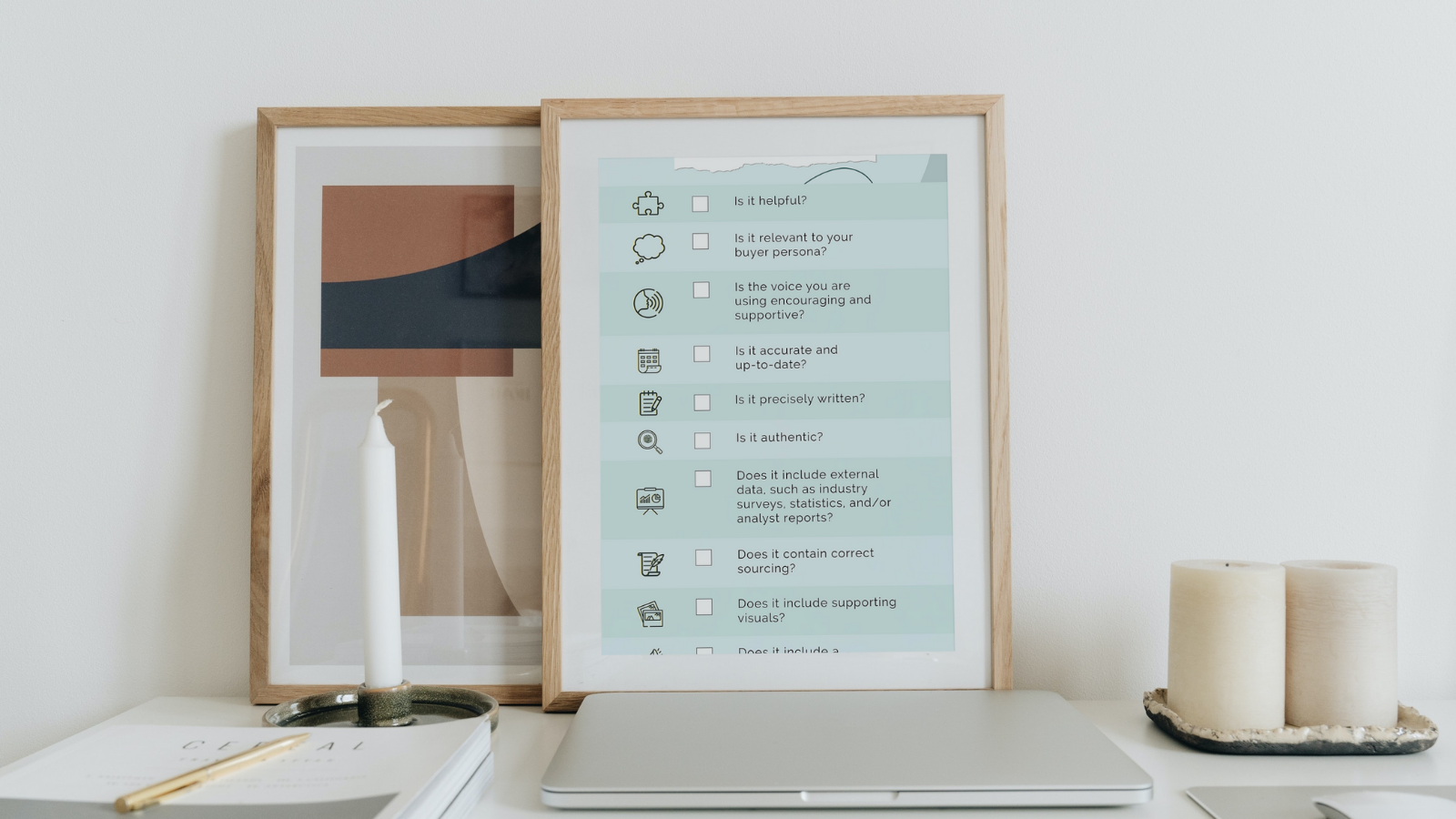 The Essential 10-Step Checklist For Quality Content Marketing (Printable)